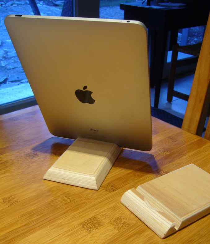 DIY iPad Stand - Apple Community